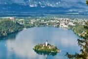 Туристы снова могут любоваться озером Блед // I feel SLOVEnia