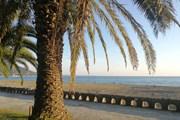 Набережная в Абхазии - отличное место для прогулок в сентябре // Мария Пузанкова, ideateka.travel
