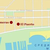 Карта курорта Фуэнхирола