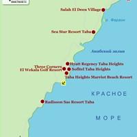 Карта Табы