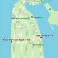 Карта Умм-аль-Кувейна