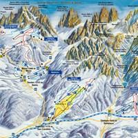 Карта курорта Альта-Пустерия